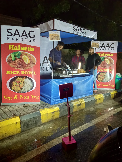 Saag Express – Saag Hospitality Services !